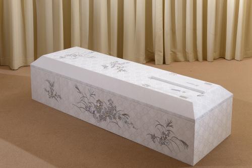 高級刺繍棺全体写真