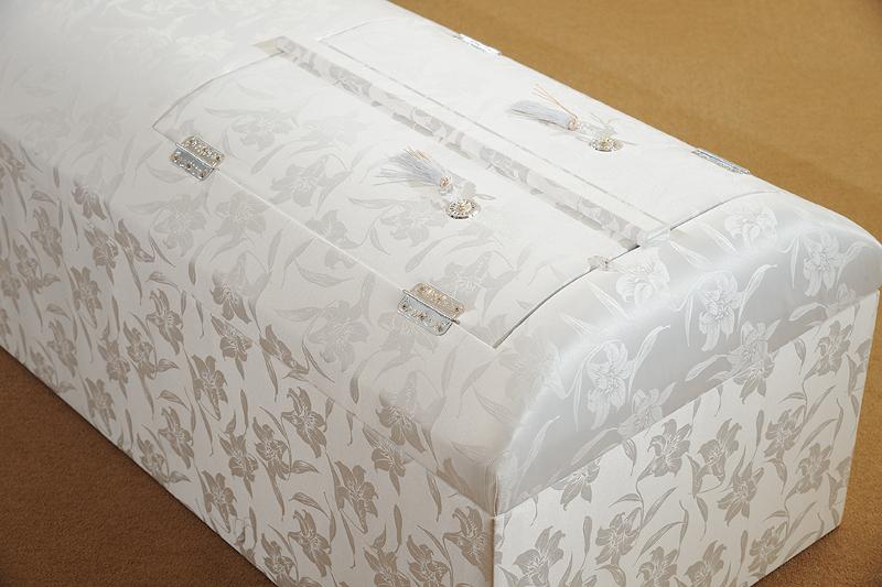グリーンアーク棺の写真