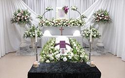 キリスト教のお葬式について