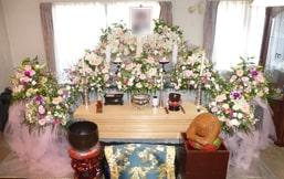 自宅葬について